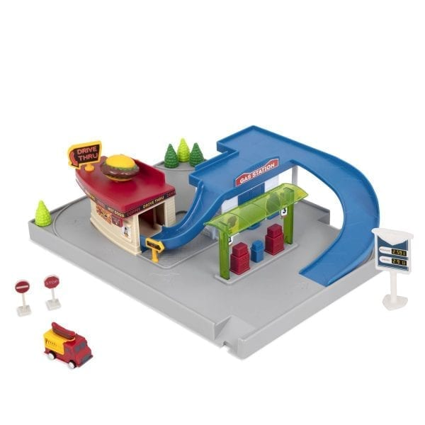 playset gas station