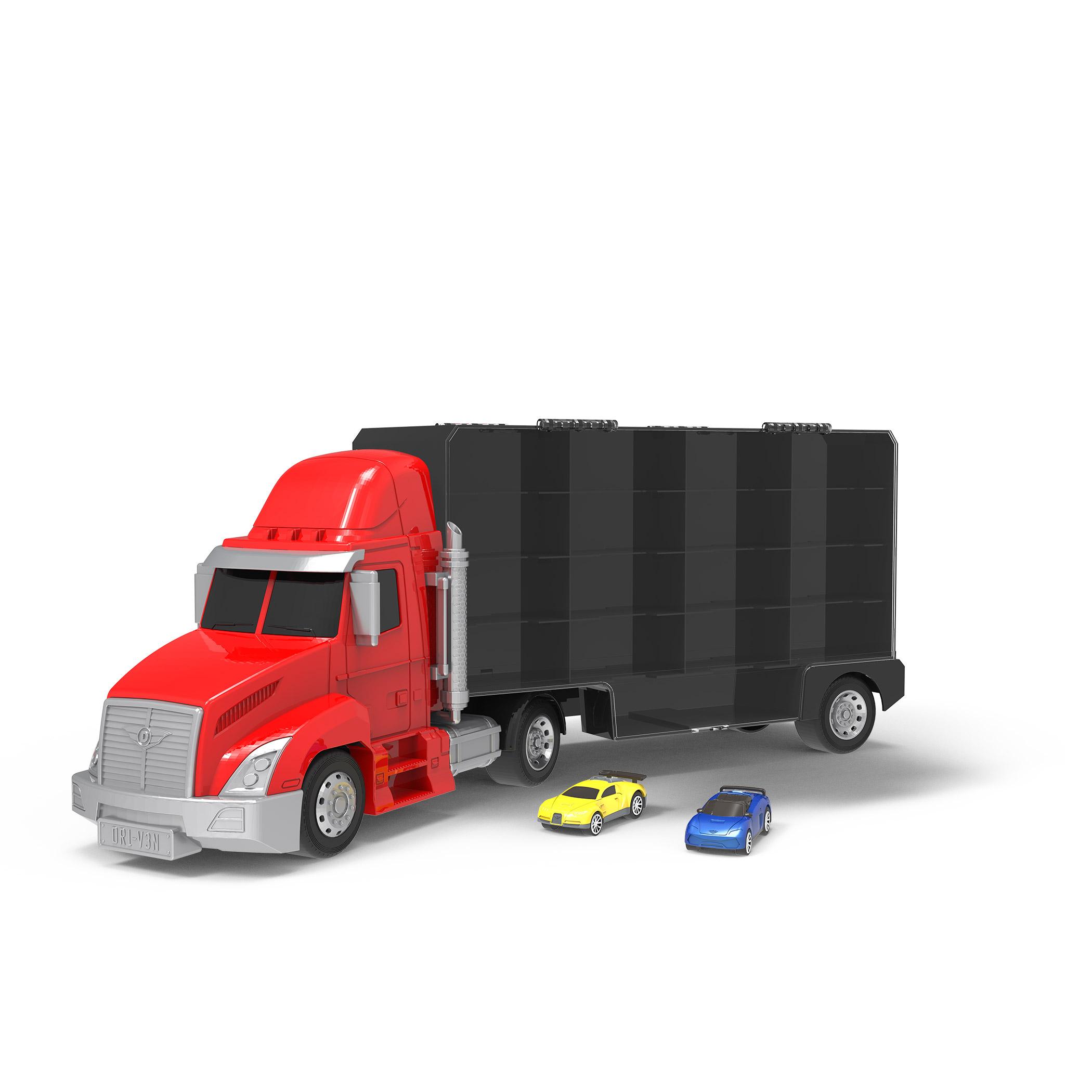 carrier truck