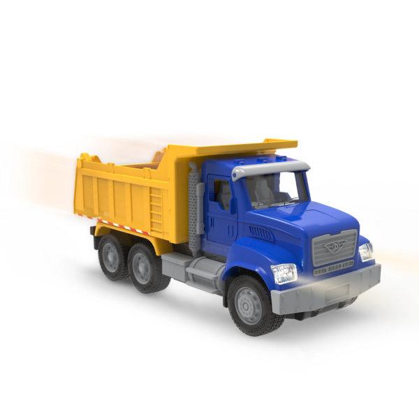 Toy dump truck.